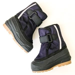 L.L. Bean Toddler Snow Boots with Lining